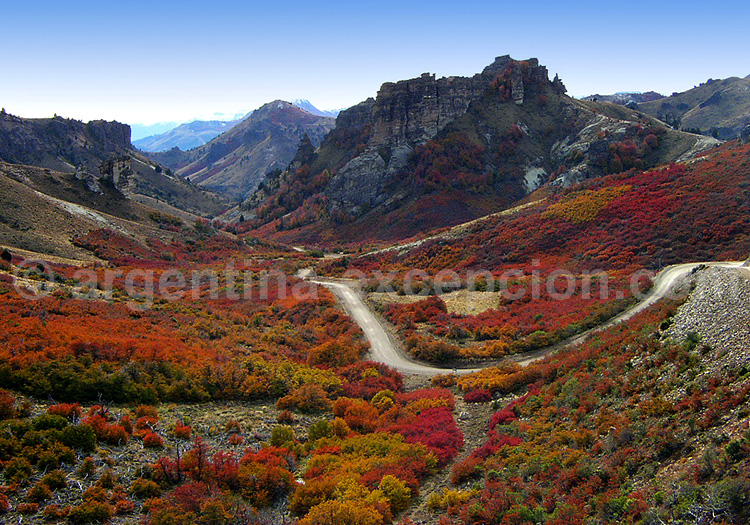 Paso de Cordoba - Patagonie