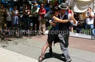 Tango à San Telmo, Buenos Aires