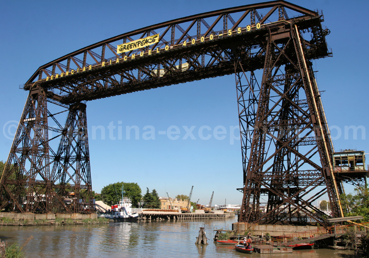 Pont Transbordeur de La Boca