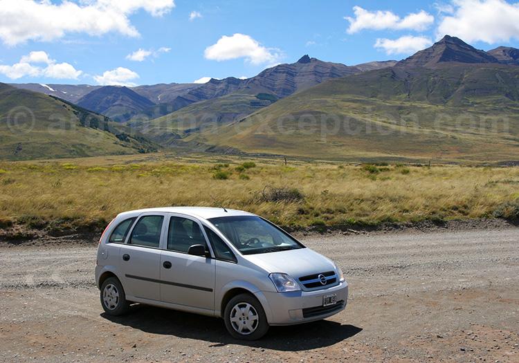 Se rendre au Perito Moreno