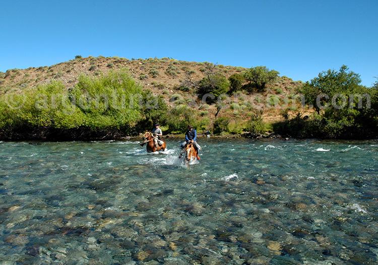 Raid à cheval au lodge Spring Creek