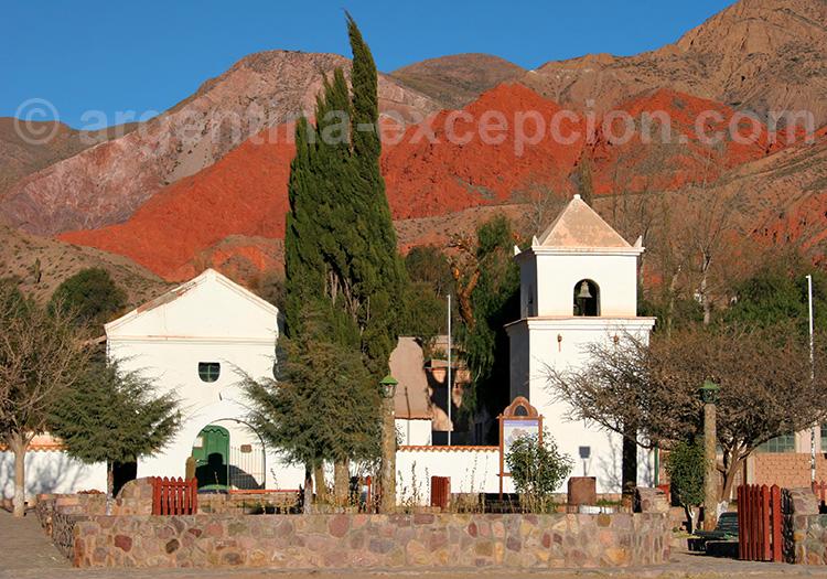Village de Uquia, Las Señoritas