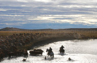Paisaje de Ushuaia