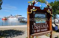 ushuaia bout du monde
