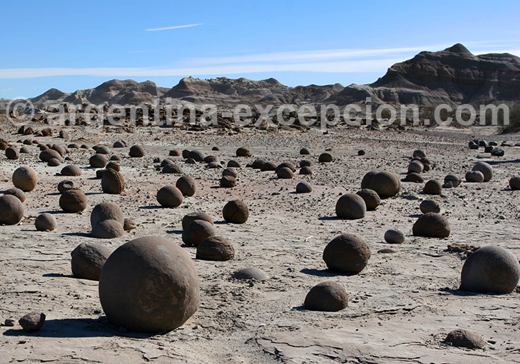 Vallée de la Lune ou Ischigualasto, Argentine