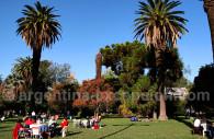 Visit of Mendoza, Argentina