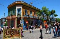 Quartier de la Boca, Buenos Aires