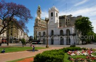 El Cabildo, Plaza de mayo, Buenos Aires