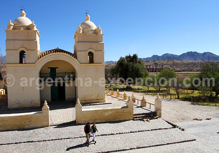 Village Molinos, vallées Calchaquíes