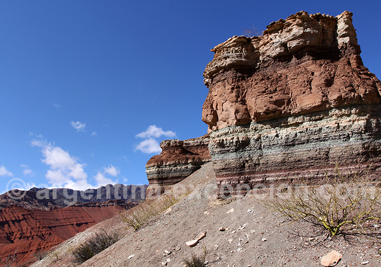 Visite dans la Quebrada de las Conchas