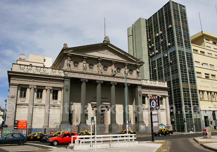 Cathédrale de Buenos Aires, Microcentro