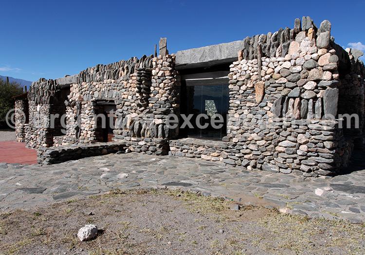 Visite des ruines de Quilmes
