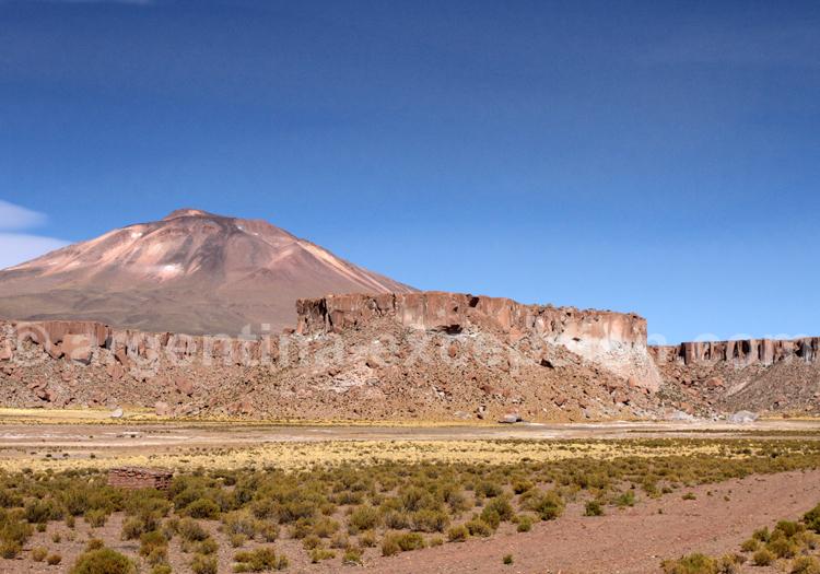Ascension du volcan Tuzgle,