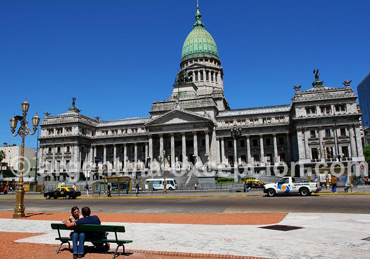Congreso de la Nación, Buenos Aires