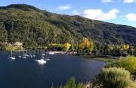 Rive du lac Lácar, San Martín de los Andes