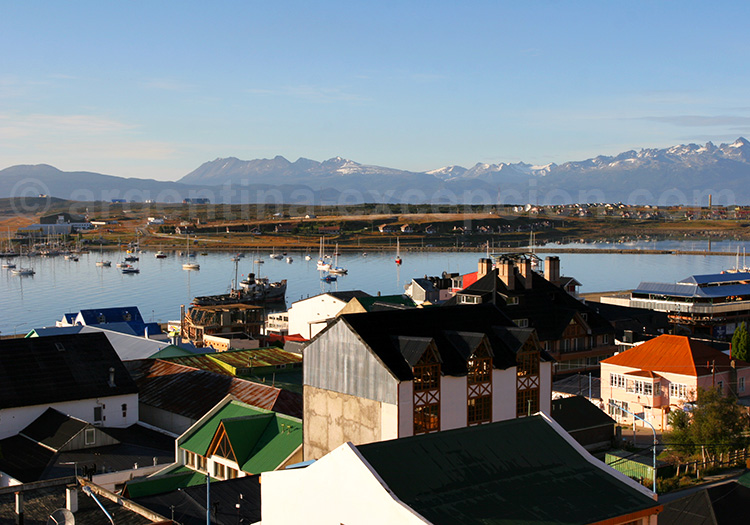 port ushuaia argentine