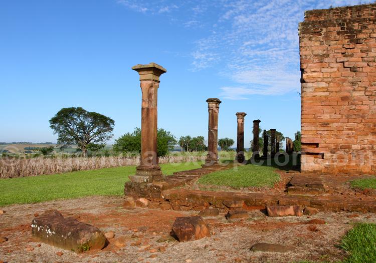 les missions jésuites au paraguay