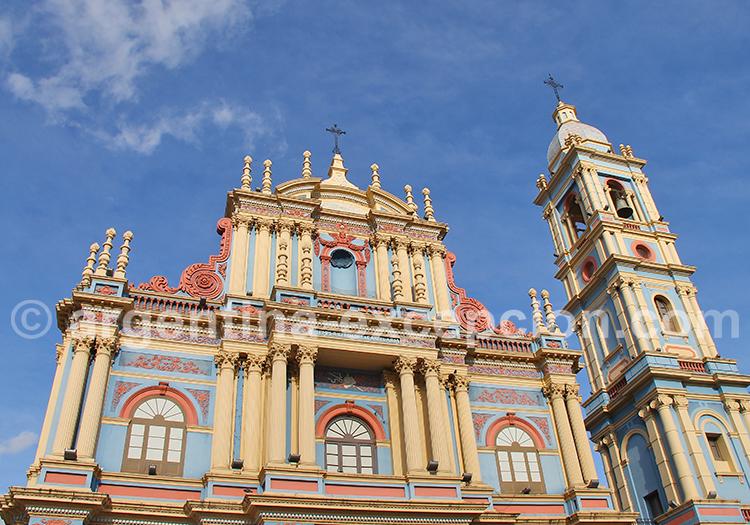 Iglesia la Viña, Salta