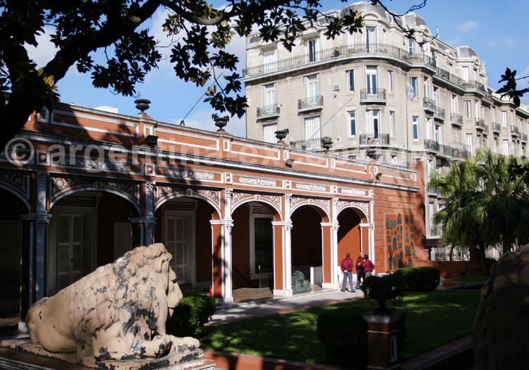 Parc Lezama, Buenos Aires