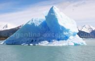 Iceberg sur le Lago Argentino