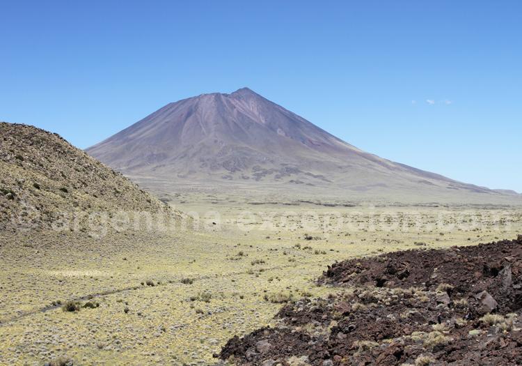Le Payún Matru, dans la réserve la Payunia