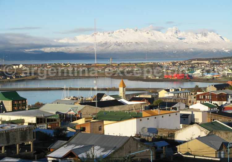 Ushuaia, Patagonie