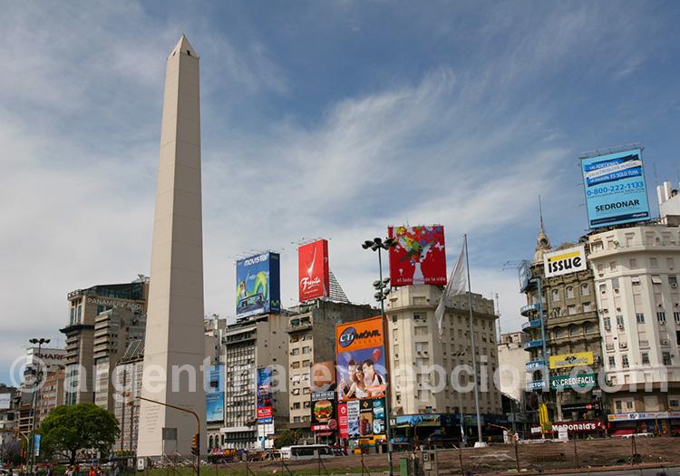 Avenue de 9 de Julio, Buenos Aires