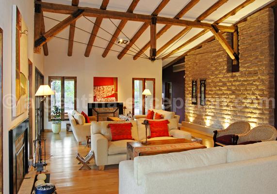 Lodge, Algodon Wine Estates