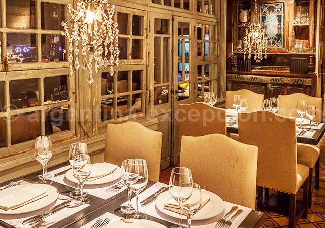 Restaurant, Hotel La Alondra