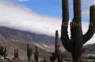 Palette du peintre, Maimara, Quebrada de Humahuaca
