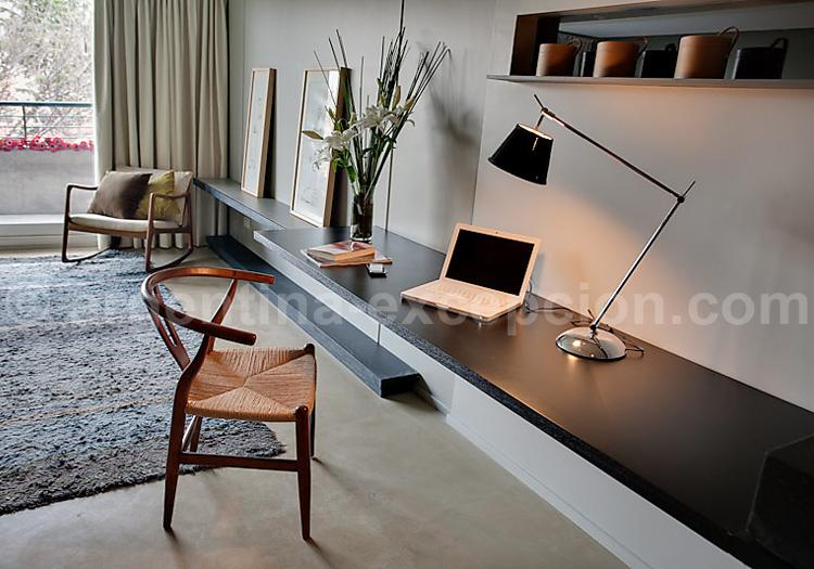 Espace de travail, Atempo Design Hôtel
