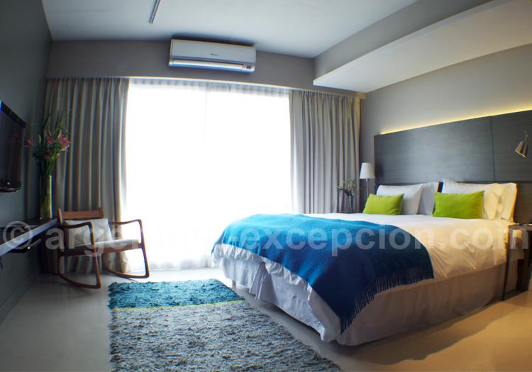 Chambre double, Atempo Design Hôtel
