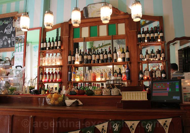 Café à Puerto Madryn