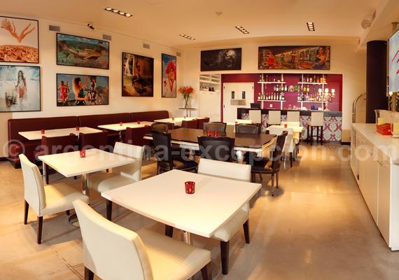 Restaurant, Be Hollywood Hôtel