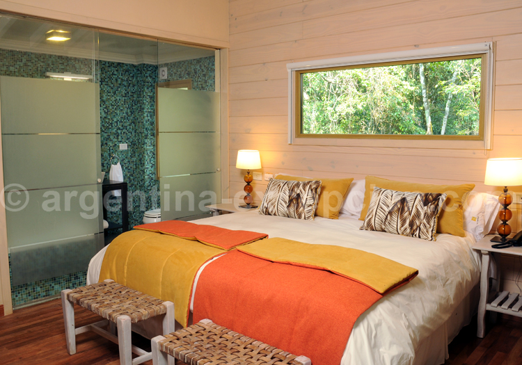 Chambre double, Cantera Lodge