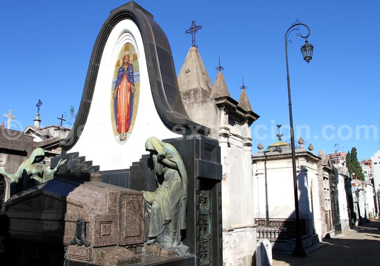 Cimetière de la Recoleta, Buenos Aires