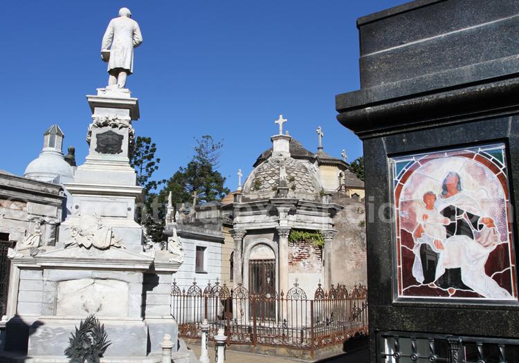 Cimenterio de la Recoleta, Buenos Aires