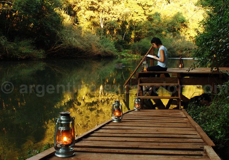 Accès au fleuve, Don Enrique Lodge