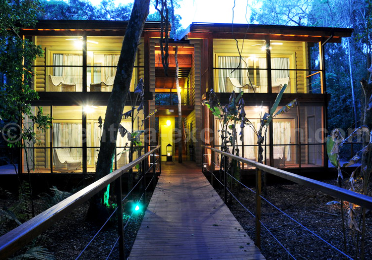 Entrée, Cantera Lodge