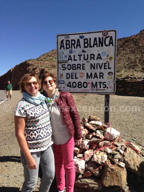 Abra Blanca, Nord-Ouest Argentin