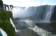 Les chutes d'Iguazú