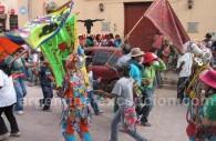 Le carnaval de Tilcara