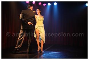 Tango à Lyon