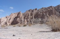 Quebrada de las Flechas, Salta
