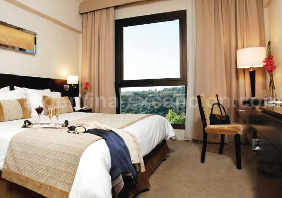 Chambre jardin, Panoramic Hotel