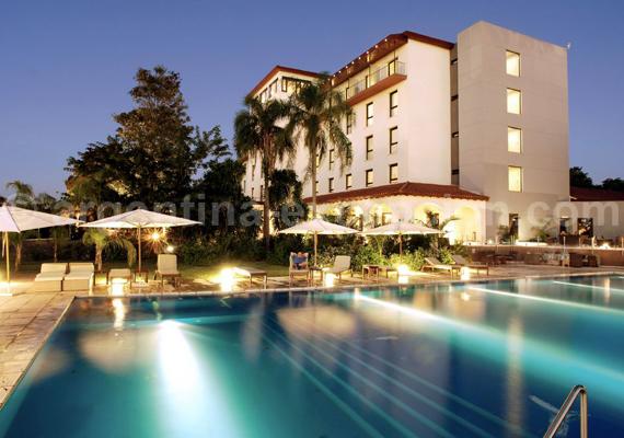 Piscine, Panoramic Hotel