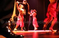 Show de tango en Piazzola