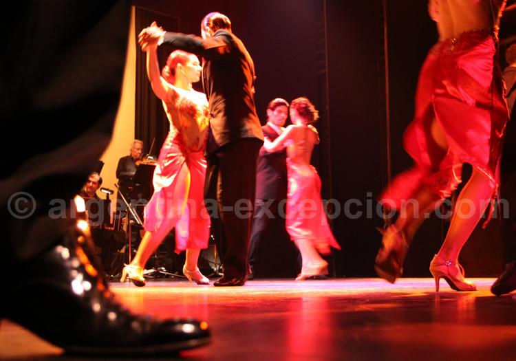 Show tango au Piazzola