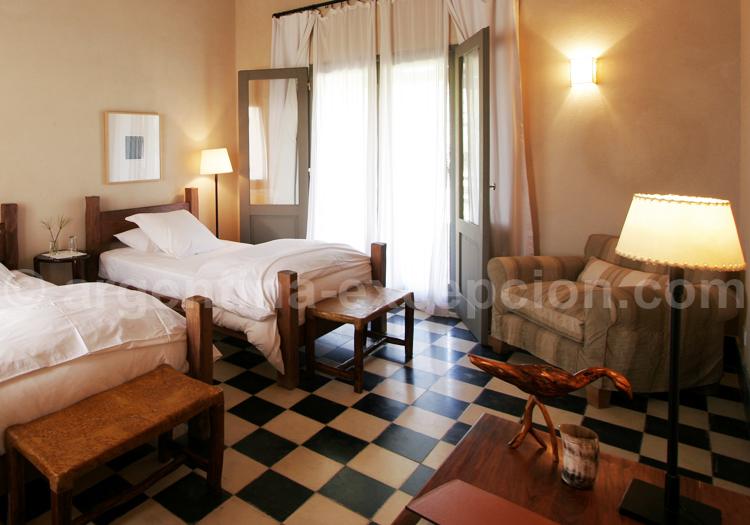 Chambre, Hôtel Pira Lodge