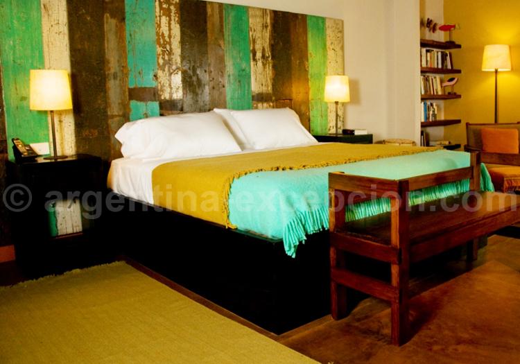 Chambre double, Posada Puerto Bemberg